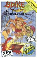 Spike in Transilvania ZX Spectrum Front Cover
