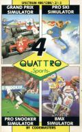 Quattro Sports ZX Spectrum Front Cover