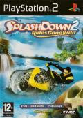 Splashdown: Rides Gone Wild PlayStation 2 Front Cover