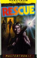 Rescue ZX Spectrum Front Cover