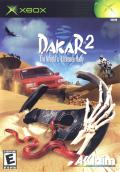 Dakar 2: The World's Ultimate Rally Xbox Front Cover