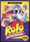 Rolo to the Rescue Genesis Front Cover