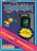 Zaxxon Intellivision Front Cover