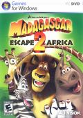 Madagascar: Escape 2 Africa Windows Front Cover