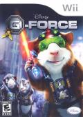 G-Force Wii Front Cover