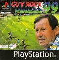 Player Manager 98/99 PlayStation Front Cover