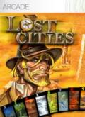Lost Cities Xbox 360 Front Cover