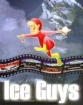 Ice Guys Commodore 64 Front Cover