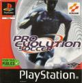 Pro Evolution Soccer PlayStation Front Cover