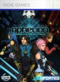 Aphelion Xbox 360 Front Cover 1st version