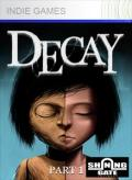 Decay: Part 1 Xbox 360 Front Cover 1st version