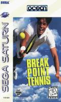 Break Point SEGA Saturn Front Cover