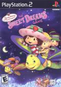 Strawberry Shortcake: The Sweet Dreams Game PlayStation 2 Front Cover