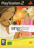 SingStar Pop Hits 3 PlayStation 2 Front Cover