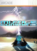 Missile Command Xbox 360 Front Cover