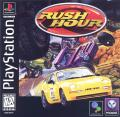 Rush Hour PlayStation Front Cover