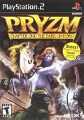 Pryzm: Chapter One - The Dark Unicorn PlayStation 2 Front Cover