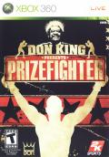 Don King Presents: Prizefighter Xbox 360 Front Cover