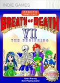 Breath of Death VII: The Beginning Xbox 360 Front Cover