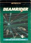 Beamrider Intellivision Front Cover