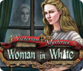 Victorian Mysteries: Woman in White Macintosh Front Cover