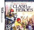 Might & Magic: Clash of Heroes Nintendo DS Front Cover
