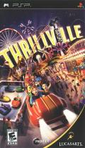 Thrillville PSP Front Cover