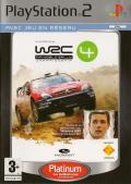 WRC 4: The Official Game of the FIA World Rally Championship PlayStation 2 Front Cover