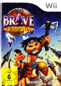 Brave: The Search for Spirit Dancer Wii Front Cover