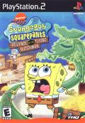 SpongeBob SquarePants: Revenge of the Flying Dutchman PlayStation 2 Front Cover