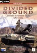 TalonSoft's Divided Ground: Middle East Conflict 1948-1973 Windows Front Cover