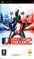 World Tour Soccer 06 PSP Front Cover