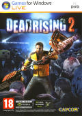 Dead Rising 2 Windows Front Cover