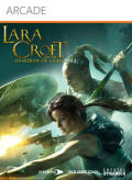 Lara Croft and the Guardian of Light Xbox 360 Front Cover