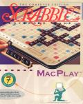 Deluxe Scrabble for Windows Macintosh Front Cover
