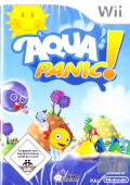 Downstream Panic! Wii Front Cover