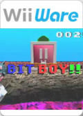 Bit Boy!! Wii Front Cover