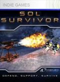 Sol Survivor Xbox 360 Front Cover 1st version