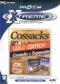 Cossacks: Gold Edition! Windows Front Cover