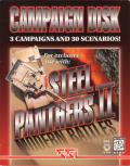 Steel Panthers II: Modern Battles - Campaign Disk DOS Front Cover