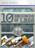 10 Seconds or Less Xbox 360 Front Cover