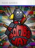A Bomb's Way Xbox 360 Front Cover 1st version