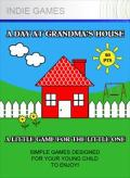 A Day at Grandma's House Xbox 360 Front Cover 1st version