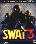 SWAT 3: Tactical Game of the Year Edition Windows Front Cover