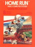 Home Run Atari 2600 Front Cover
