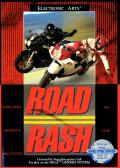 Road Rash Genesis Front Cover