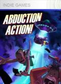 Abduction Action! Xbox 360 Front Cover 1st version