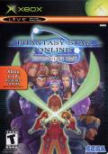 Phantasy Star Online: Episode I & II Xbox Front Cover