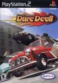 Top Gear: Dare Devil PlayStation 2 Front Cover