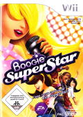 Boogie SuperStar Wii Front Cover